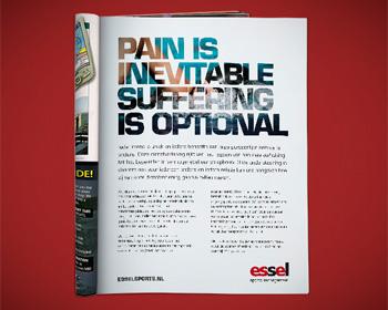 Essel - Advertentie